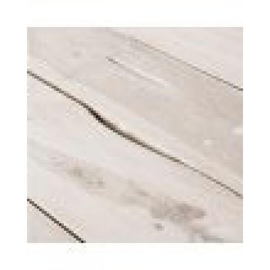 Bizzotto Sahel Ξύλινο Τραπεζάκι Σαλονιού 90x60x38εκ., Λευκό