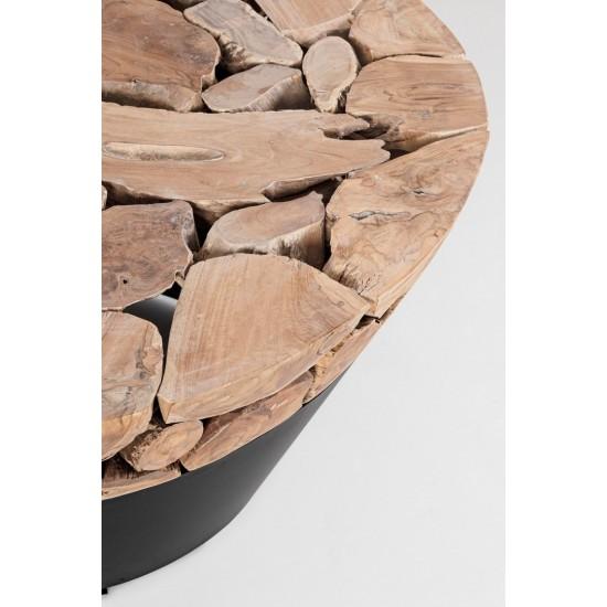 Bizzotto Τραπέζι GRENADA Ξύλινο 0680572 90x45cm