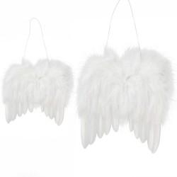 Boltze Φτερά Αγγέλων Κρεμαστά Διακοσμητικά Σετ2 Διακοσμητικά