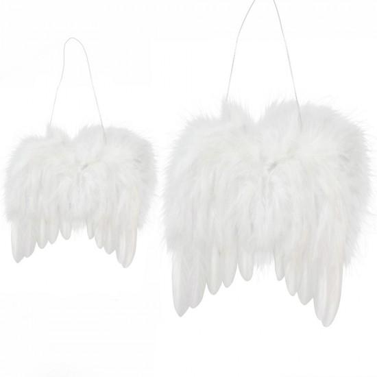 Boltze Φτερά Αγγέλων Κρεμαστά Διακοσμητικά Σετ2 3253700