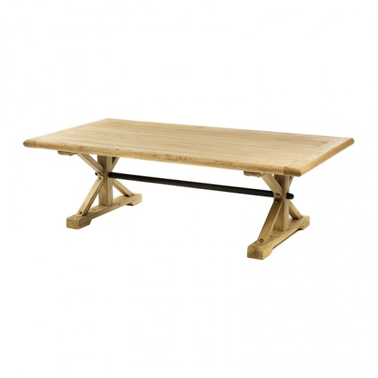 Artekko Τραπέζι σαλονιού από ξύλο μασίφ 617-0204