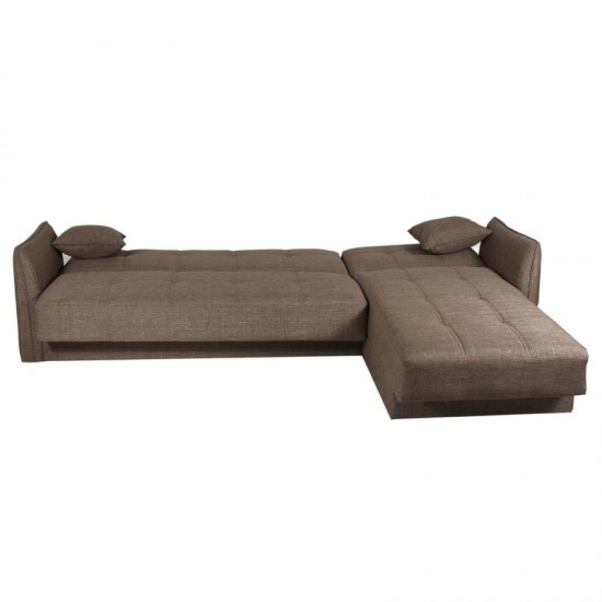 Artekko Καναπές κρεβάτι γωνία EMILIA 215546 INTERNO BASE 783-3039
