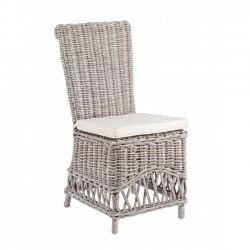 Bizzotto Warna καρέκλα τραπεζαρίας 0671649 47x55x100 Έπιπλα