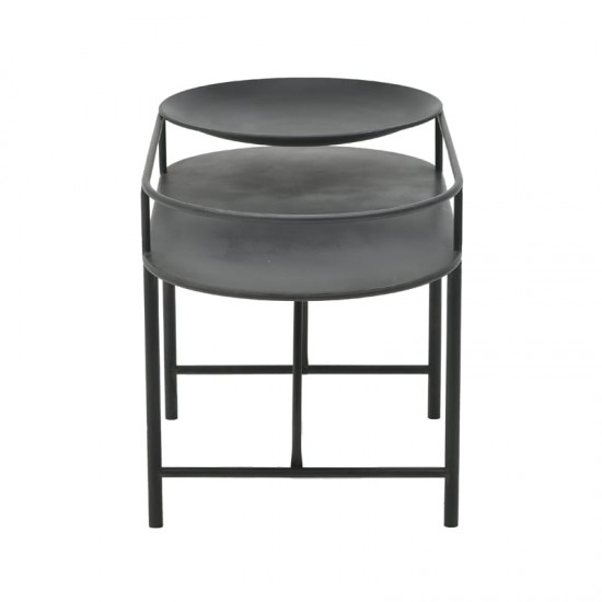 Inart Τραπέζι Σαλονιού 100x50x57cm 3-50-153-0017