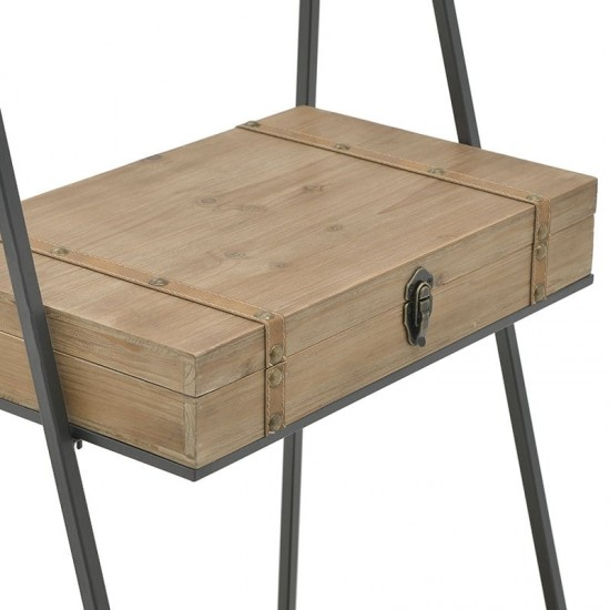 Inart Ραφιέρα 60x45x145cm 3-50-196-0038