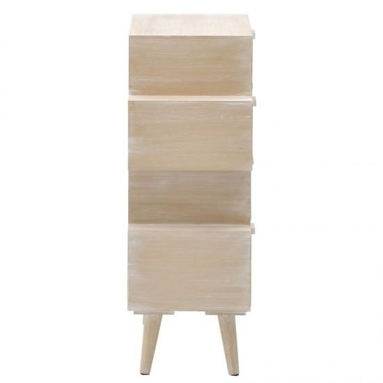 Inart Συρταριέρα 60x30x83cm 3-50-147-0114