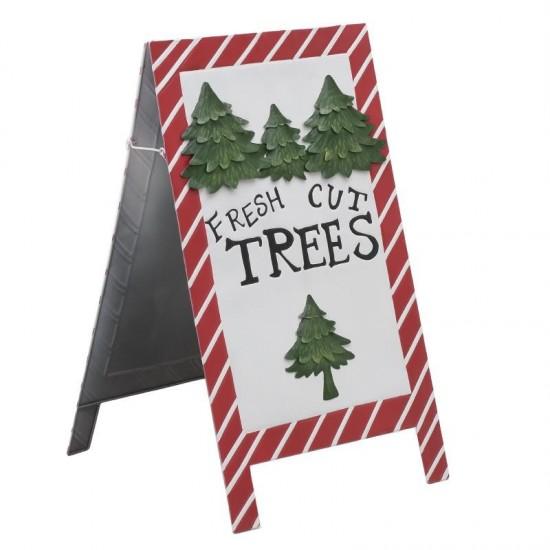 Inart Χριστουγεννιάτικη Πινακίδα 2-70-351-0011
