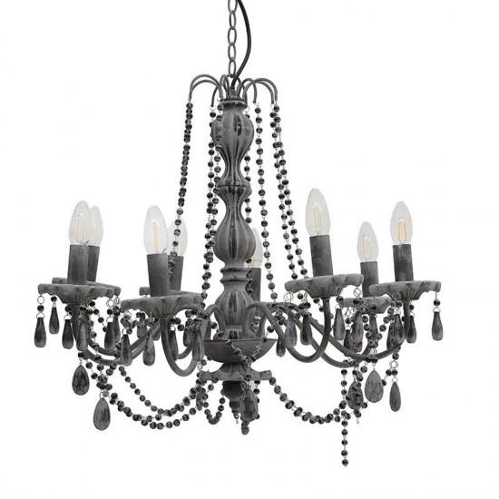 Inart Φωτιστικό Οροφής 65x65x54cm 3-10-872-0069