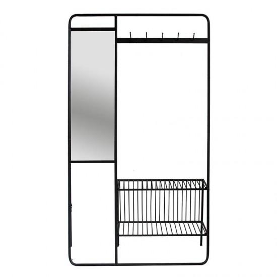 Inart Έπιπλο Εισόδου 101x28x180cm 3-50-154-0003