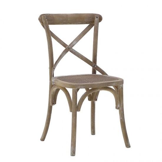 Inart Καρέκλα Μπιστρό 45x52x88cm 3-50-597-0030
