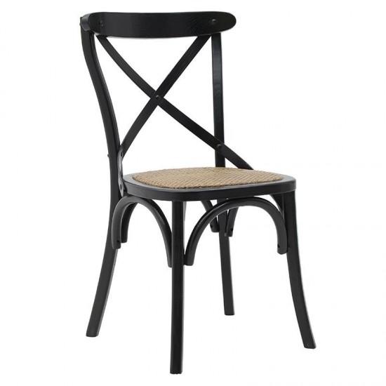 Inart Καρέκλα Μπιστρό 45x42x91cm 3-50-597-0060