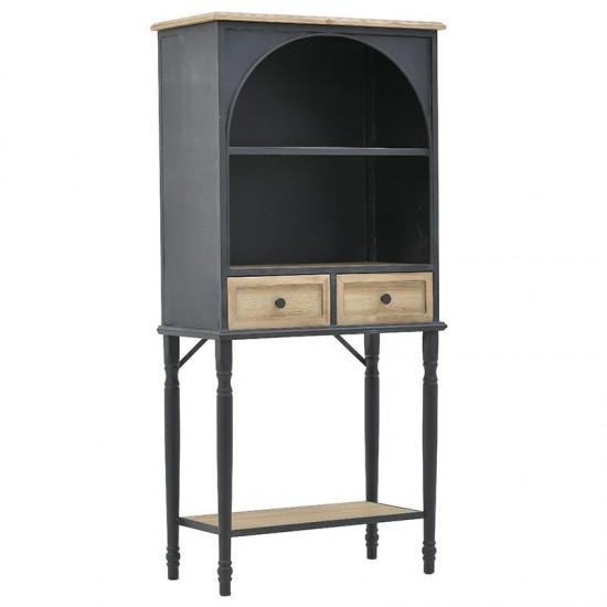 Inart Ραφιέρα/Συρταριέρα 77x40x163cm 3-50-626-0036