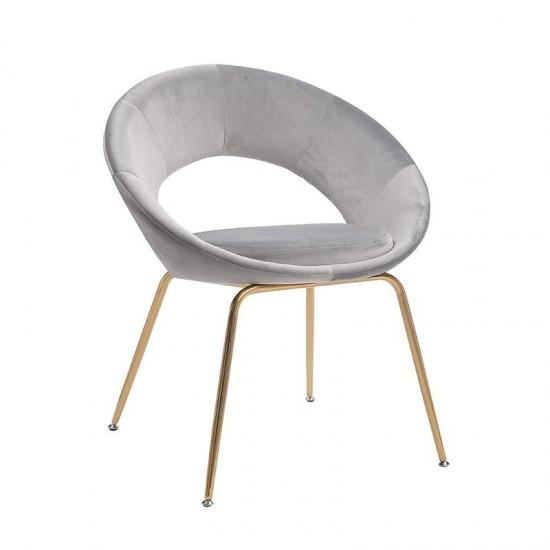 Inart Καρέκλα 69x60x76cm 3-50-688-0012
