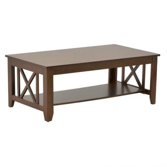 Inart Τραπέζι Σαλονιού 122x66x46cm 3-50-767-0001