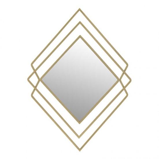 Inart Καθρέπτης Τοίχου 62x3x86cm 3-95-161-0050