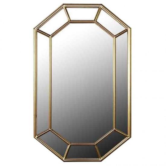 Inart Καθρέπτης Τοίχου 56x3x90cm 3-95-161-0051