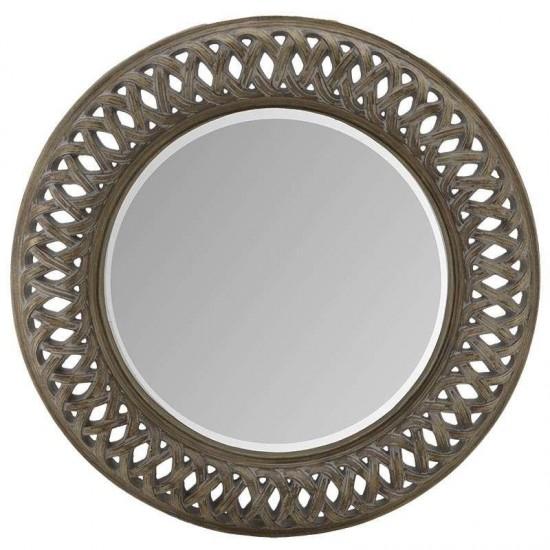 Inart Καθρέπτης Τοίχου 113x7x113cm 3-95-261-0124
