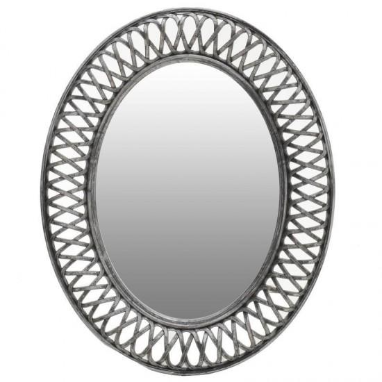 Inart Καθρέπτης Τοίχου 61x5x76cm 3-95-925-0002