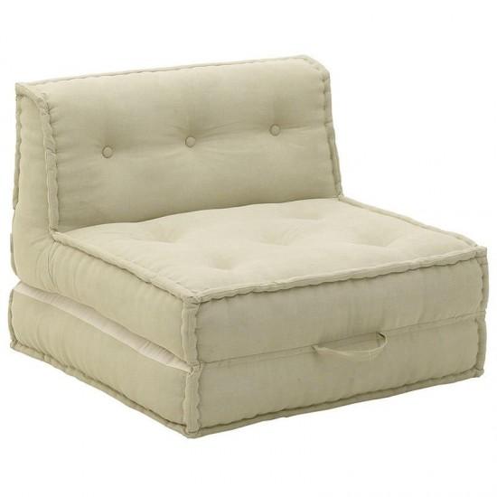 Inart Πολυθρόνα/Κρεβάτι 80x80x65cm 7-50-123-0006