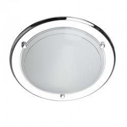 Aca Decor 2020 V27LEDC60WH Φωτιστικό Οροφής LED 54W 60x8εκ