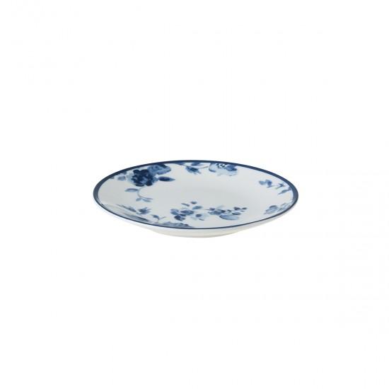 Laura Ashley-Blueprint Πιατάκι Petit Four 12' China Rose